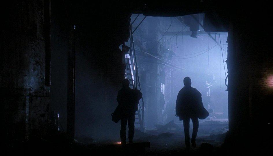 Кино: «Нарушение территории»