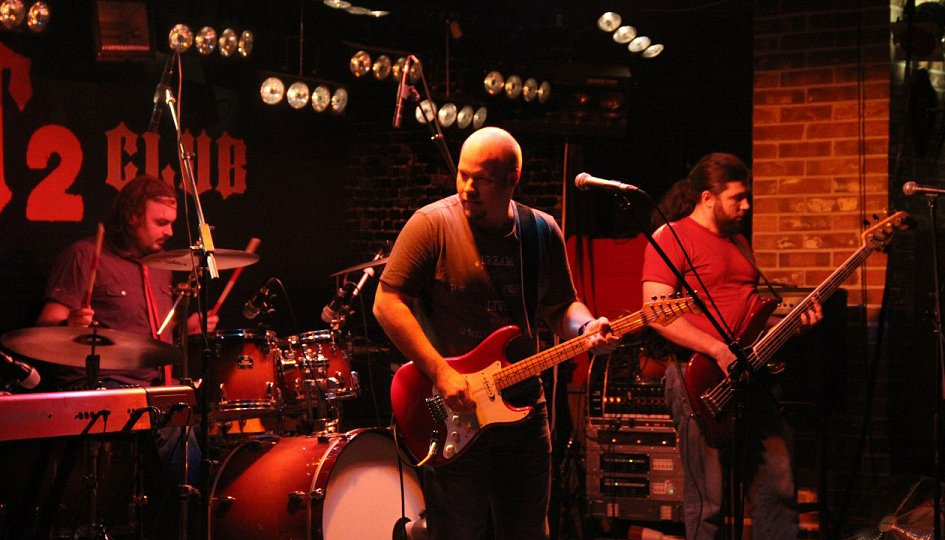 Концерты: Kabana's Band