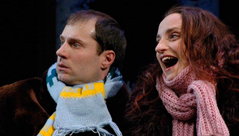 Театр: Похороните меня за плинтусом, Челябинск