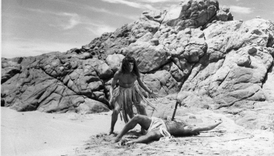 Кино: «Приключения Робинзона Крузо»