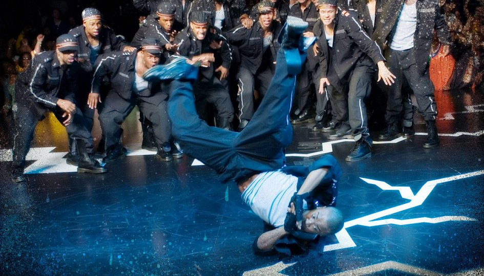 Кино: «Братство танца»