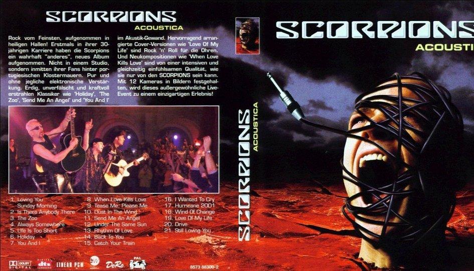 Кино: «Scorpions Acoustica»