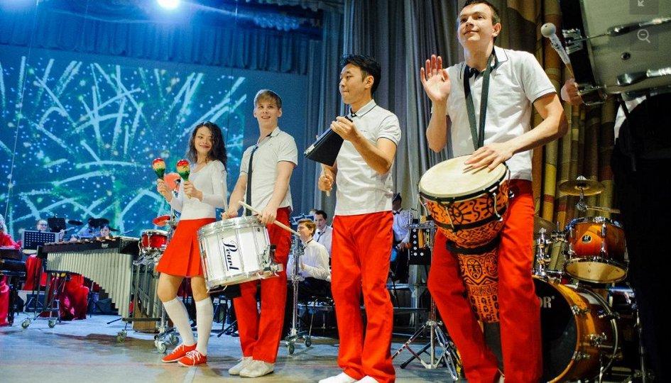 Концерты: «Чувство ритма»