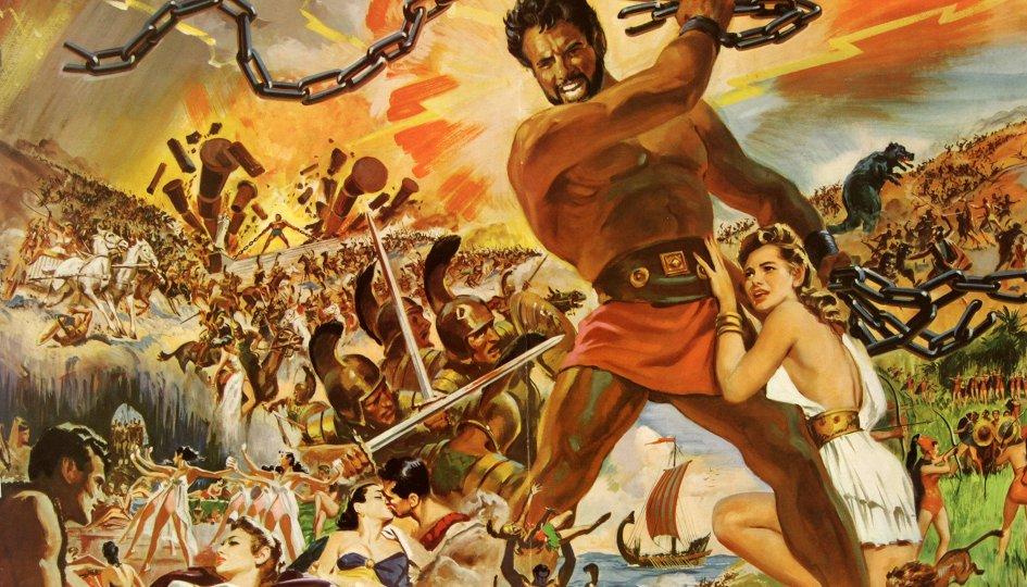 Кино: «Геракл и царица Лидии»