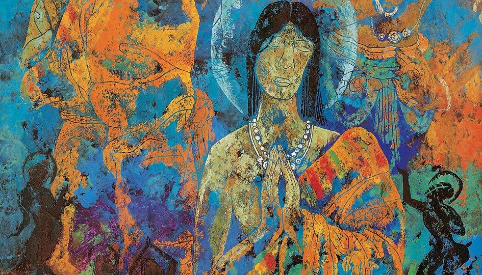 Выставки: Образы просветления. Символы и метафоры тибетской живописи танкха