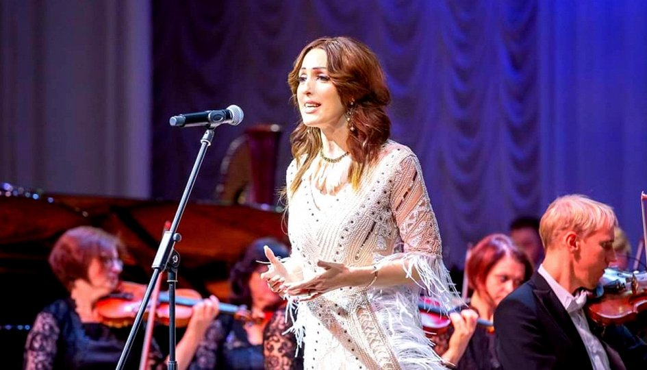 Концерты: Татьяна Гейн