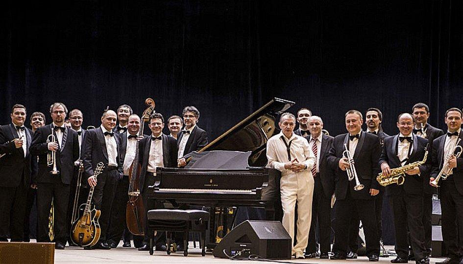 Концерты: Биг-бенд Владимира Толкачева