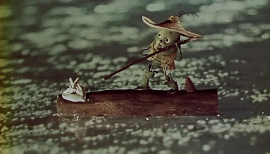 Кино: «Приключения Огуречика»