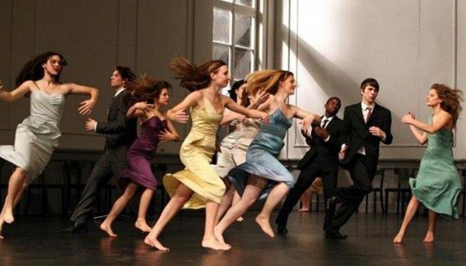 Кино: «Пина. Танцующие мечты»