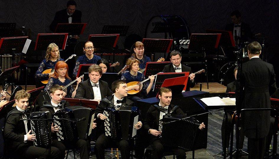 Концерты: «Новые имена»: Русский академический оркестр
