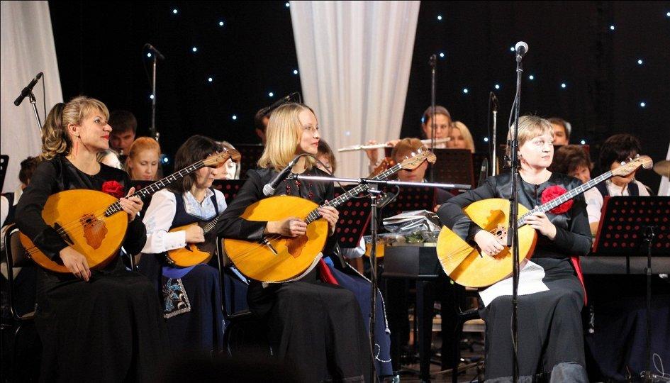 Концерты: «Выдающиеся имена»: Государственный оркестр народных инструментов РТ