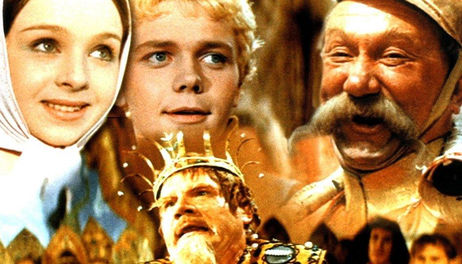 Кино: «Огонь, вода и медные трубы»
