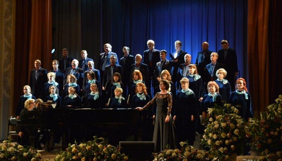 Концерты: «Золотые хиты зарубежной эстрады»: Камерный хор им. В.В. Михальченко