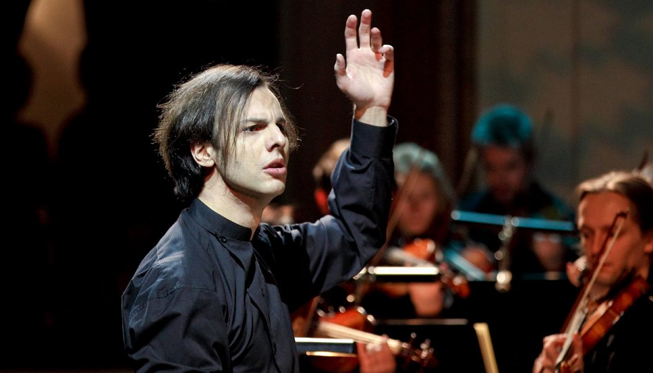 Концерты: Оркестр MusicAeterna. Дирижер Теодор Курентзис