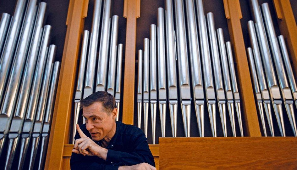 Концерты: «Музыка соборов Европы»: Михаил Павалий