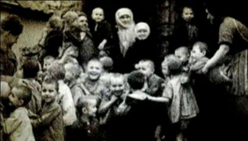 Кино: «Детство, опаленное войной»