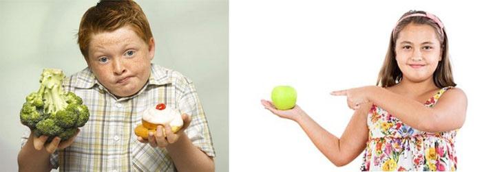Как сбросить вес ребенку в 9 лет