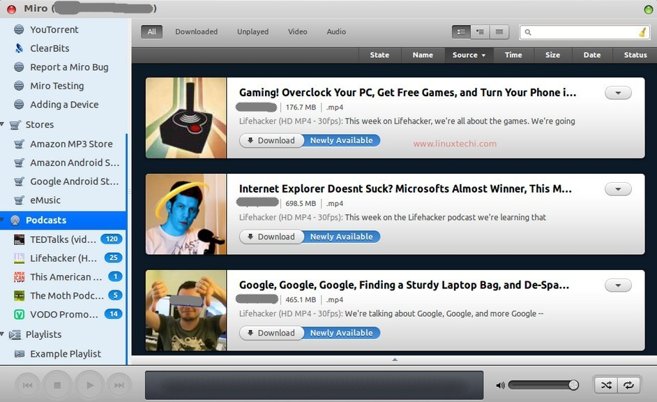 Internet Media Player - Free downloads and reviews
