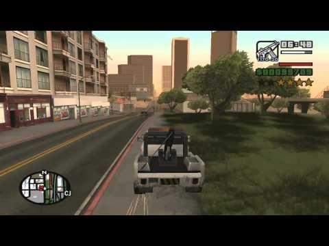 Grand Theft Auto San Andreas dating Barbara