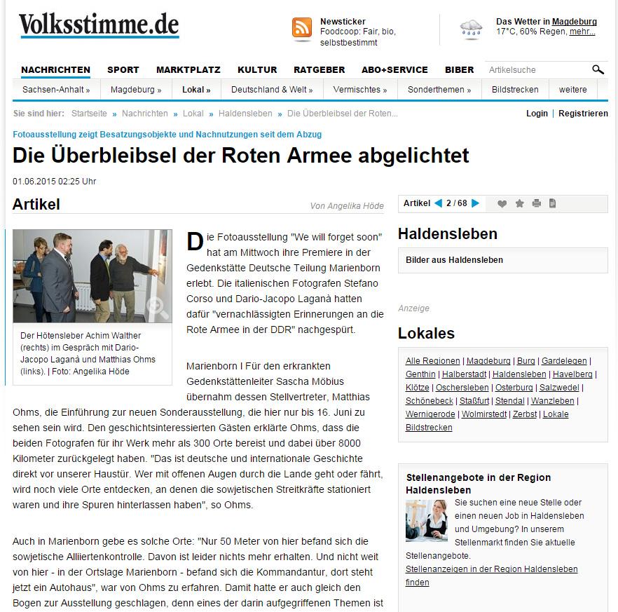 Mitteldeutsche Zeitung Nachrichten aus Sachsen
