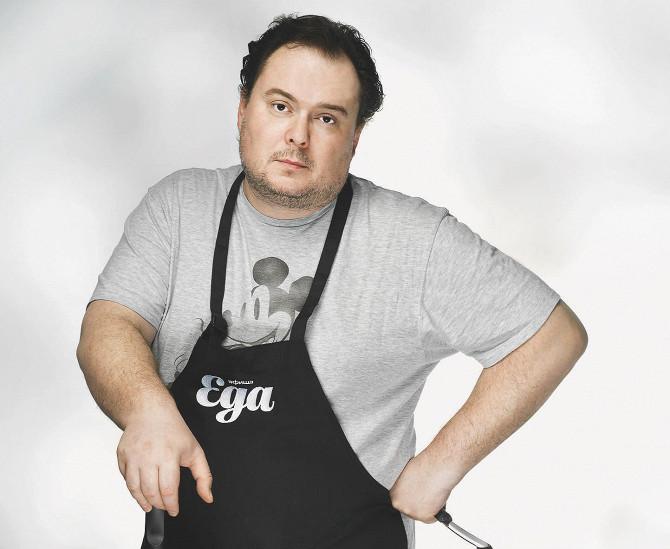 Русская кухня влада пискунова