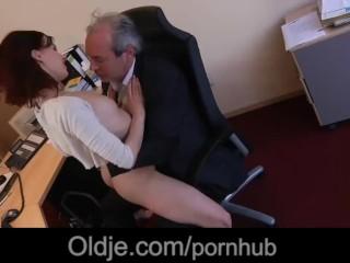 Anal big cock mature woman