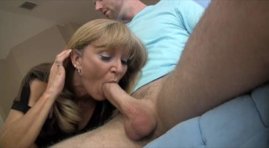 Lucky dick sucked by shanda fay who twirls cock amp gets cum 2