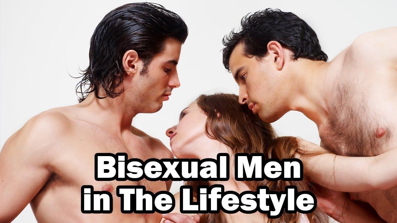 С бисексуалом