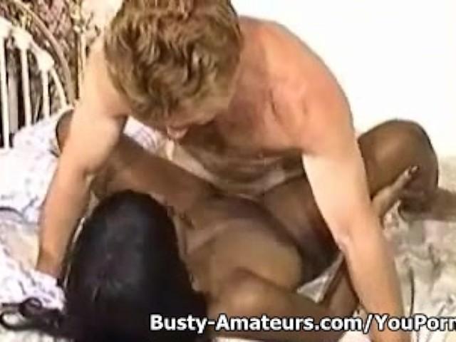 Husband watch wife suck big cock