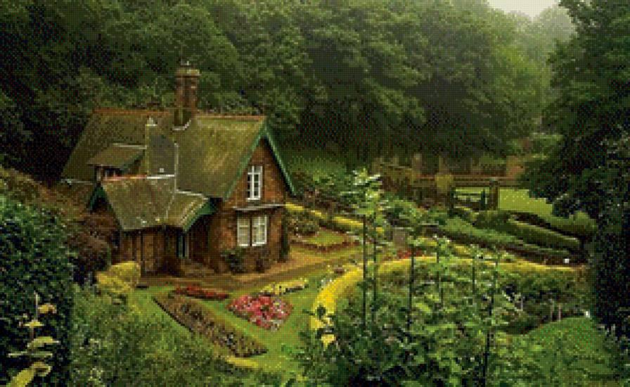 Ферму, поместье в остров Сими