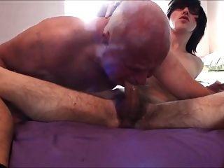 Strapon anal amature video