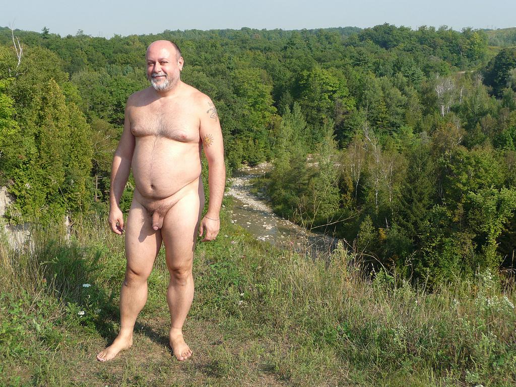 Nude Silver Daddies Outdoor - Other - Porn Photos-1427