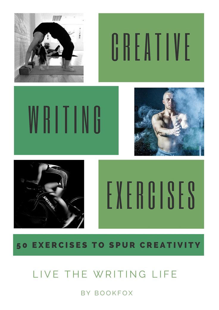 Creative writing exercises high school