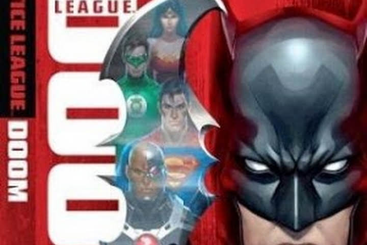 Ver Liga de la Justicia: Perdicin (Justice League: Doom