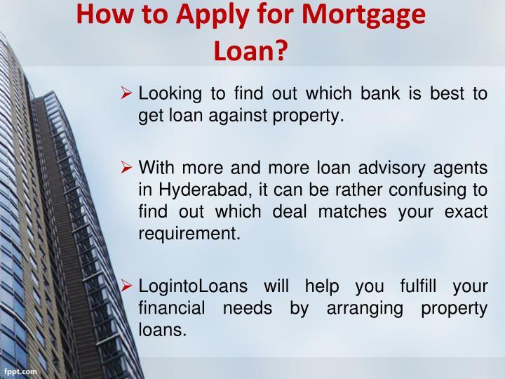 Fullerton loan against property