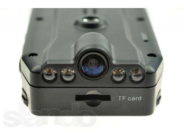 Авто-видеорегистратор Carcam Blackbox, с двумя камерами на 5 Мп, новый