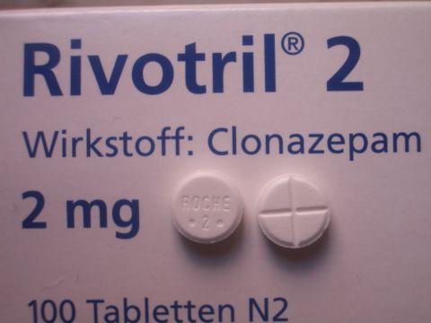 Clonazepam .5 mg side effects