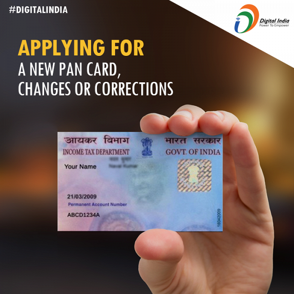 How to Download PAN Card by Name and Date of Birth