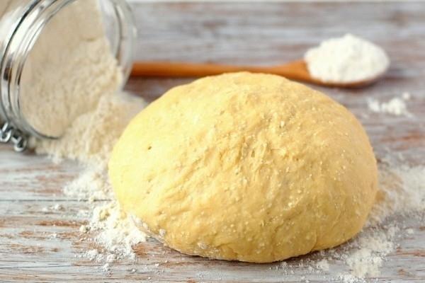Рецепт теста для пирогов на быстрых дрожжах