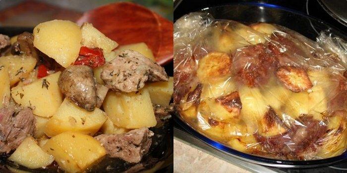 свиное сердце в духовке рецепт с фото
