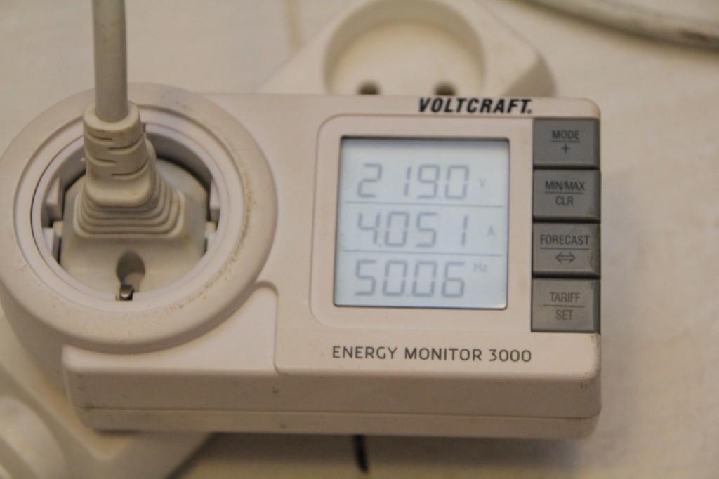Energy monitor 3000 gebruiksaanwijzing