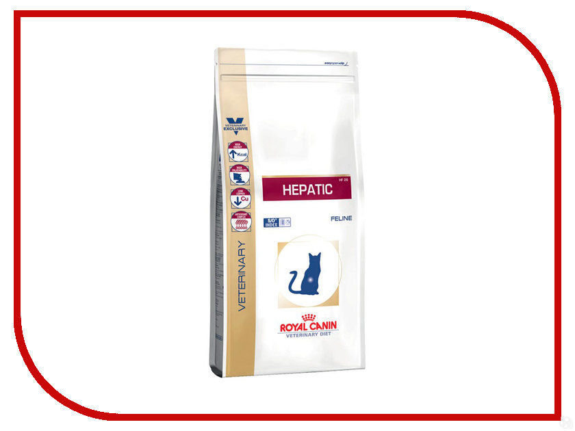 Паучи корм royal canin hepatic