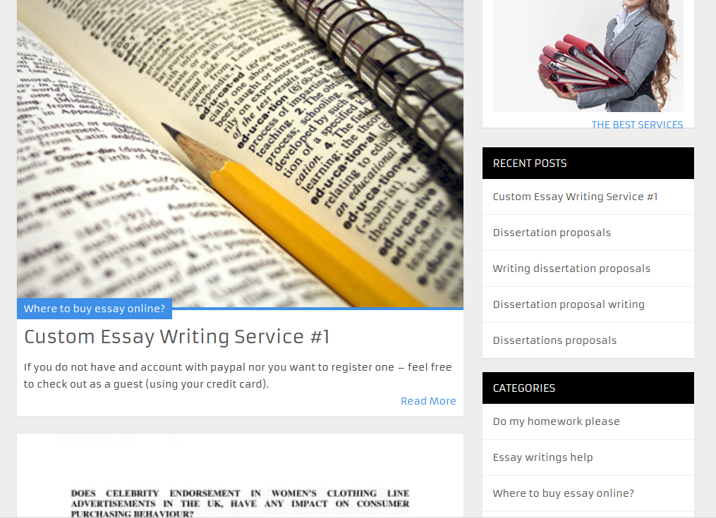 Best Essay Writing Services Reviews - Best Dissertation