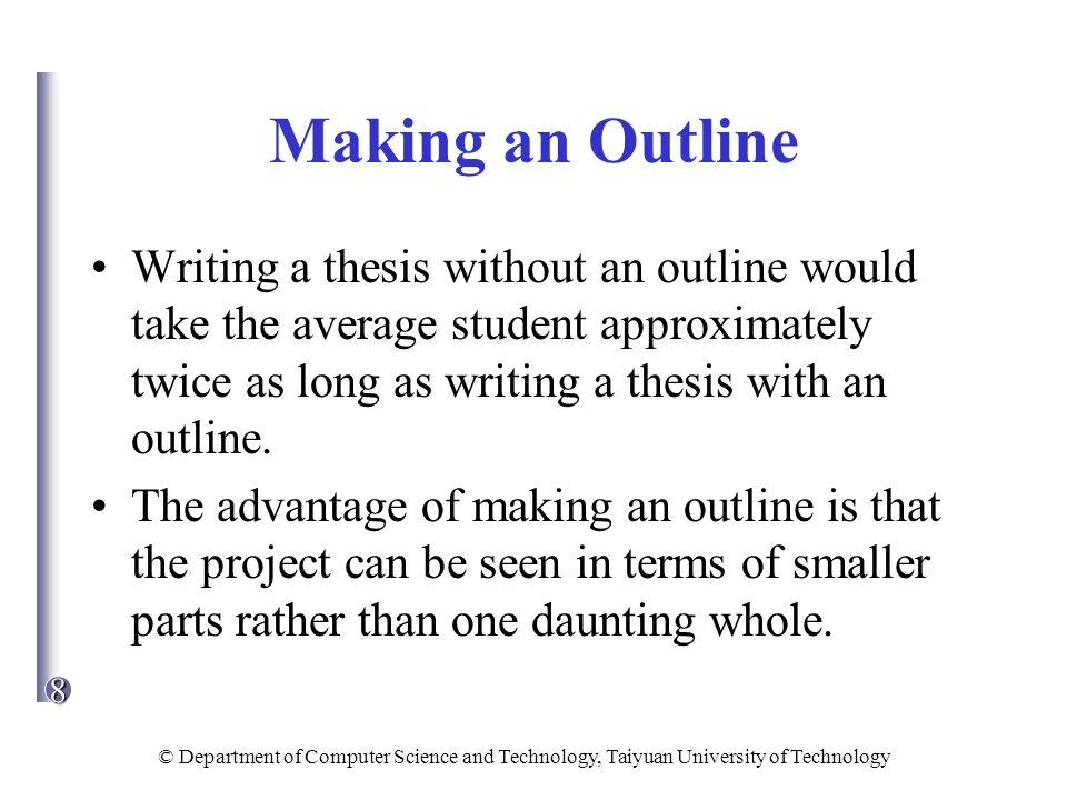 Thesis Statement Creator: - McGarvey Online