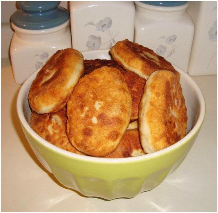 Быстрый рецепт приготовление пирожков