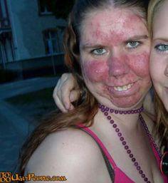 Corset huge naked ugly women ugliest woman