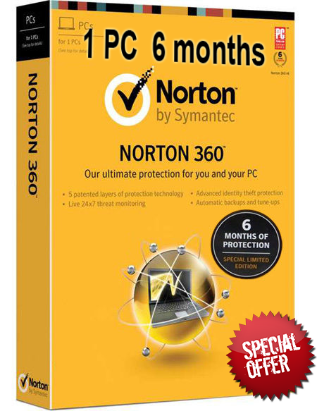 Manuale norton 360