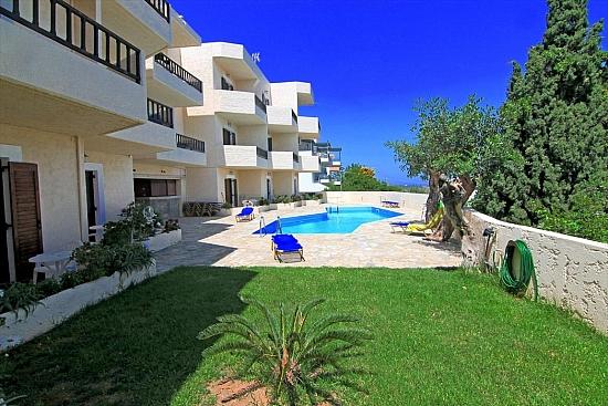 Квартира за границей Крит