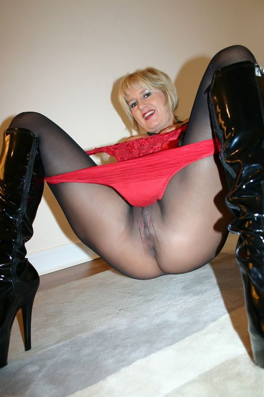 Pantyhose kinky hot pantyhose fuck warning — photo 13