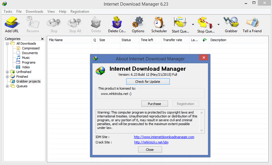 IDM 623 Full - Internet Download Manager (IDM) Crack